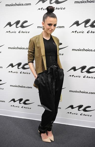 """Black Pants「Cher Lloyd Visits Music Choice's """"U&A""""」:写真・画像(16)[壁紙.com]"""