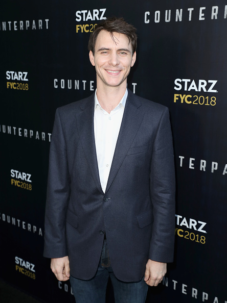 "Joe Scarnici「STARZ ""Counterpart"" & ""Howards End"" FYC Event」:写真・画像(4)[壁紙.com]"