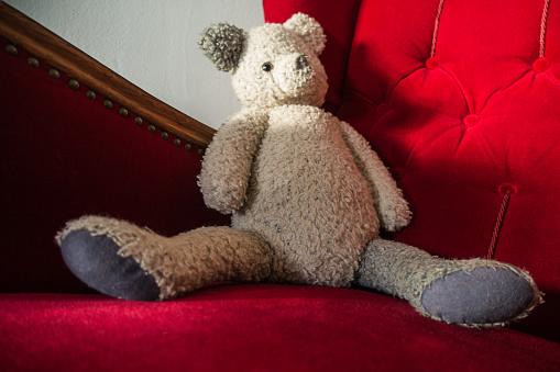 ぬいぐるみ「Teddy bear」:スマホ壁紙(0)