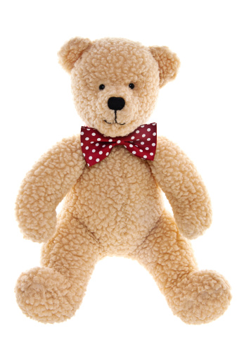Bow Tie「Teddy Bear with Bow Tie」:スマホ壁紙(4)