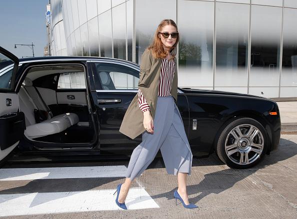オリヴィア・パレルモ「Fashion Icon Olivia Palermo Receives A First Look At Rolls-Royce Motor Cars' Latest Design Creation, Wraith 'Inspired by Fashion' During The Global Debut Of The Stunning New Motor Car At An Exclusive Event In The Heart Of New York City」:写真・画像(16)[壁紙.com]