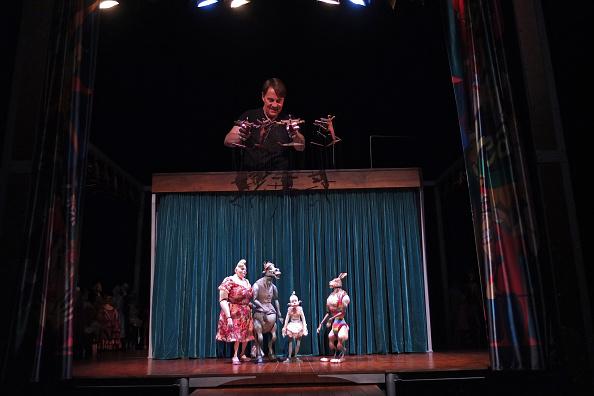 Puppet「The Daisy Theatre」:写真・画像(5)[壁紙.com]