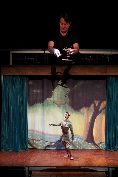 Jerome Robbins「The Daisy Theatre」:写真・画像(9)[壁紙.com]