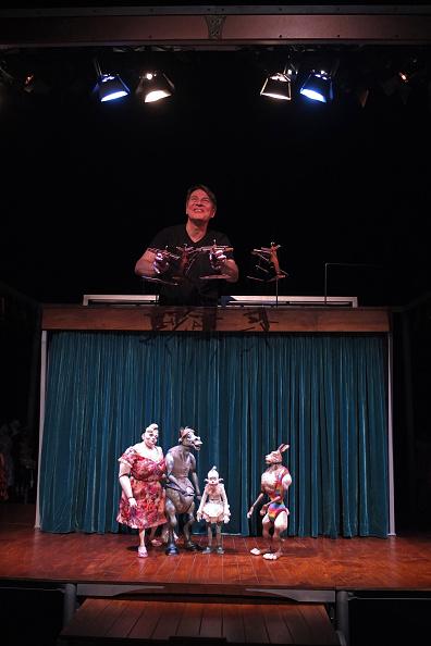 Jerome Robbins「The Daisy Theatre」:写真・画像(13)[壁紙.com]