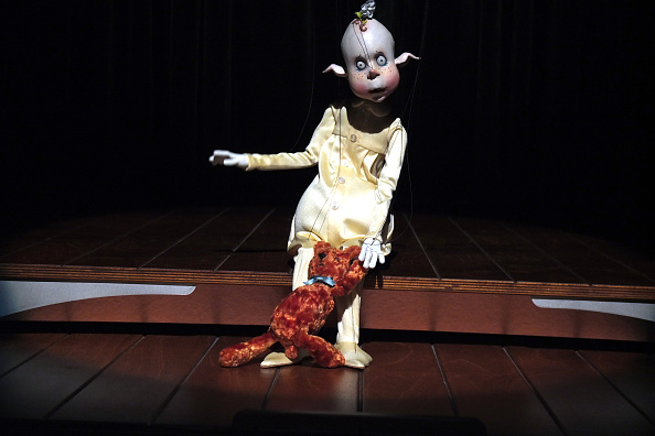 Jerome Robbins「The Daisy Theatre」:写真・画像(7)[壁紙.com]