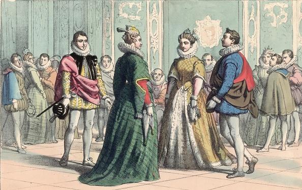 16世紀のスタイル「European Nobles」:写真・画像(6)[壁紙.com]