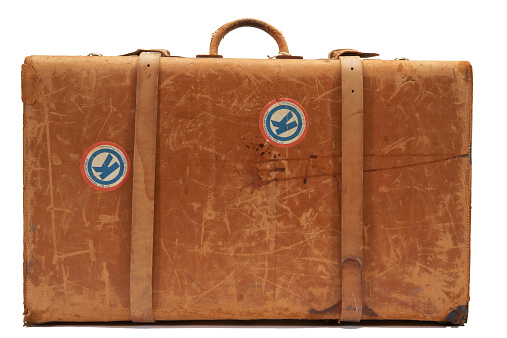 旅行「Suitcase」:スマホ壁紙(4)
