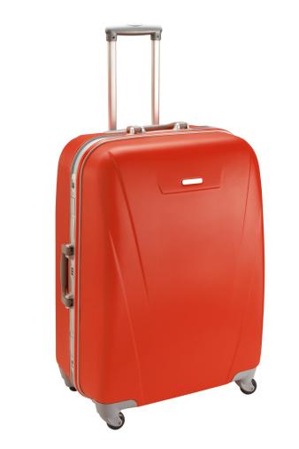 赤「スーツケース(詳細)をクリックします。」:スマホ壁紙(12)