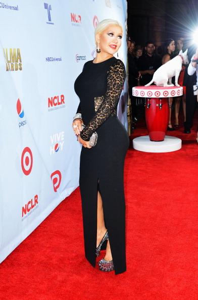 Slit - Clothing「2012 NCLR ALMA Awards - Red Carpet」:写真・画像(9)[壁紙.com]