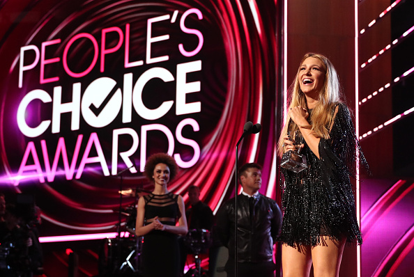 People's Choice Awards「People's Choice Awards 2017 - Show」:写真・画像(9)[壁紙.com]