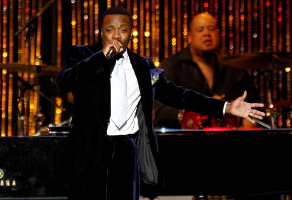 Anthony Hamilton - Singer「2008 MusiCares Person Of The Year Honors Aretha Franklin - Inside」:写真・画像(14)[壁紙.com]