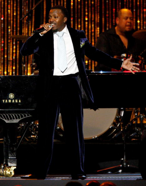 Anthony Hamilton - Singer「2008 MusiCares Person Of The Year Honors Aretha Franklin - Inside」:写真・画像(18)[壁紙.com]