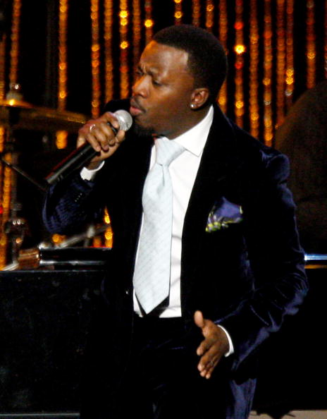 Anthony Hamilton - Singer「2008 MusiCares Person Of The Year Honors Aretha Franklin - Inside」:写真・画像(17)[壁紙.com]