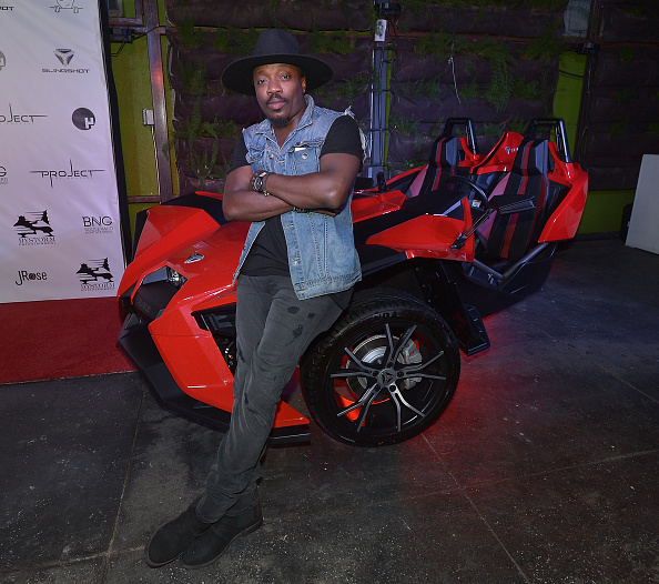 Anthony Hamilton - Singer「Polaris Slingshot At The Fifth Annual Mark Pitts Official BET Awards After Party」:写真・画像(19)[壁紙.com]