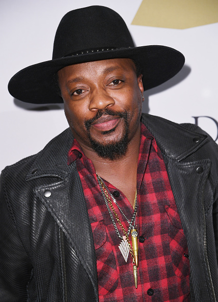 Anthony Hamilton - Singer「Clive Davis' and the Recording Academy's 2017 Pre-GRAMMY Gala and Salute To Industry Icons Honoring Debra Lee - Arrivals」:写真・画像(2)[壁紙.com]