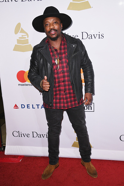 Anthony Hamilton - Singer「Clive Davis' and the Recording Academy's 2017 Pre-GRAMMY Gala and Salute To Industry Icons Honoring Debra Lee - Arrivals」:写真・画像(4)[壁紙.com]
