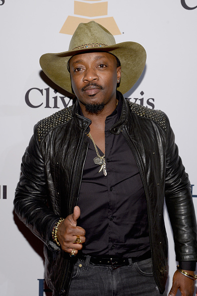 Anthony Hamilton - Singer「2016 Pre-GRAMMY Gala And Salute to Industry Icons Honoring Irving Azoff - Arrivals」:写真・画像(3)[壁紙.com]