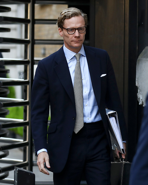 Artificial「Cambridge Analytica Chief Appears Before A Commons Select Committee」:写真・画像(11)[壁紙.com]