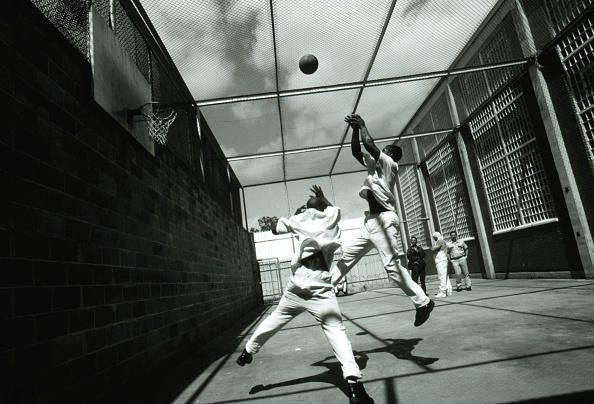 バスケットボール「Prisoners on Texas Death Row」:写真・画像(18)[壁紙.com]