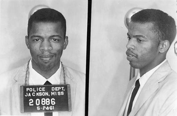 Politician「John Lewis Mug Shot」:写真・画像(7)[壁紙.com]