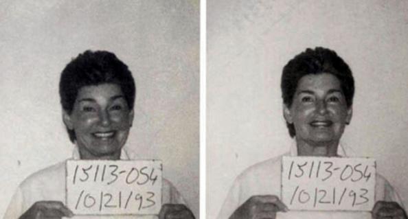 White Collar Crime「Leona Helmsley Mug Shot」:写真・画像(8)[壁紙.com]