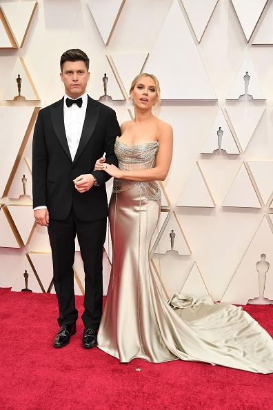 Leather Shoe「92nd Annual Academy Awards - Arrivals」:写真・画像(3)[壁紙.com]