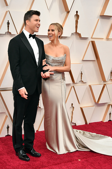 Leather Shoe「92nd Annual Academy Awards - Arrivals」:写真・画像(8)[壁紙.com]