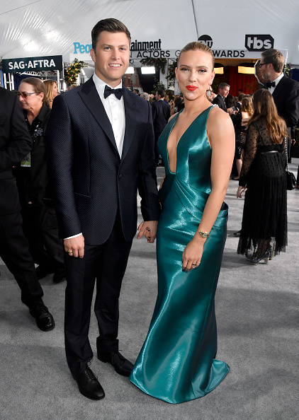 Leather Shoe「26th Annual Screen ActorsGuild Awards - Red Carpet」:写真・画像(14)[壁紙.com]