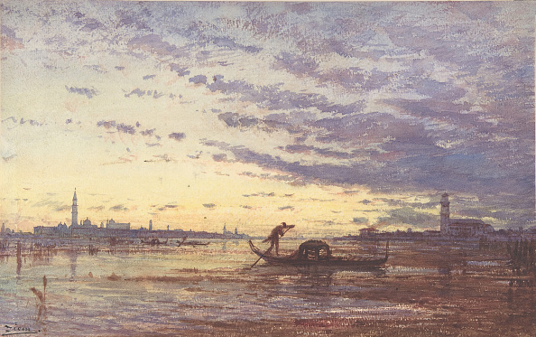 Gondolier「Venice」:写真・画像(6)[壁紙.com]