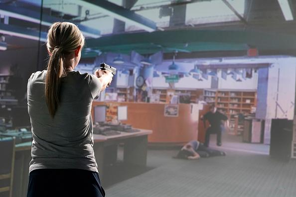 Workshop「Police In Utah Train Teachers On Active Shooter Situations」:写真・画像(12)[壁紙.com]