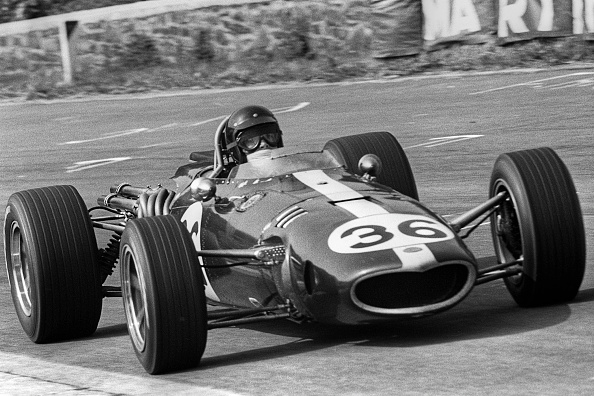 Spa「Dan Gurney, Grand Prix Of Belgium」:写真・画像(3)[壁紙.com]