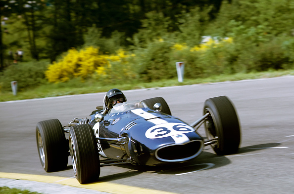 Spa「Dan Gurney, Grand Prix Of Belgium」:写真・画像(14)[壁紙.com]