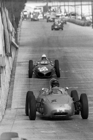 モナコ公国「Dan Gurney, Phil Hill, Grand Prix Of Monaco」:写真・画像(19)[壁紙.com]