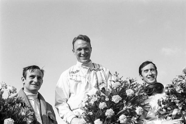Dan Gurney, Chris Amon, Jackie Stewart, Grand Prix Of Belgium:ニュース(壁紙.com)