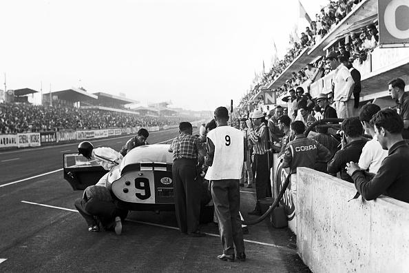 Motorsport「Dan Gurney, 24 Hours Of Le Mans」:写真・画像(1)[壁紙.com]