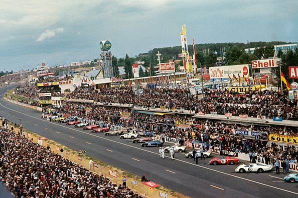 ルマン24時間レース「Dan Gurney, Ken Miles, John Whitmore, Bruce McLaren, Pedro Rodriguez, 24 Hours Of Le Mans」:写真・画像(11)[壁紙.com]