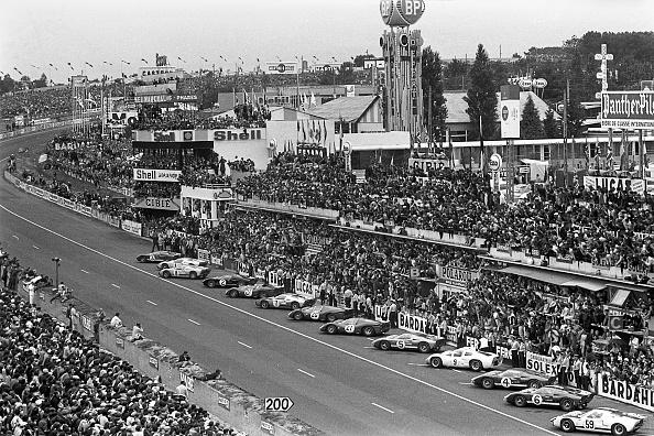 Ferrari「Dan Gurney, Ken Miles, John Whitmore, Bruce McLaren, Pedro Rodriguez, 24 Hours Of Le Mans」:写真・画像(11)[壁紙.com]