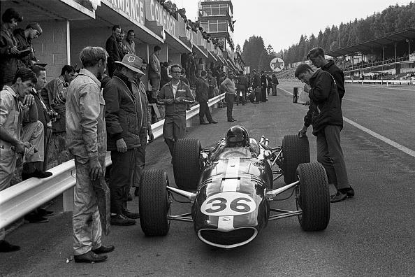 Spa「Dan Gurney, Bill Dunne, Bert Baldwin, Grand Prix Of Belgium」:写真・画像(7)[壁紙.com]