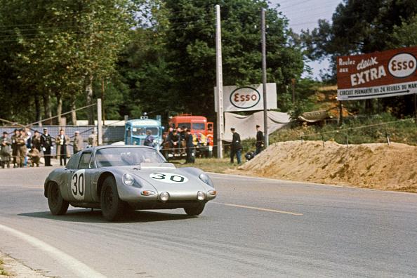 Auto Racing「Dan Gurney, 24 Hours Of Le Mans」:写真・画像(8)[壁紙.com]