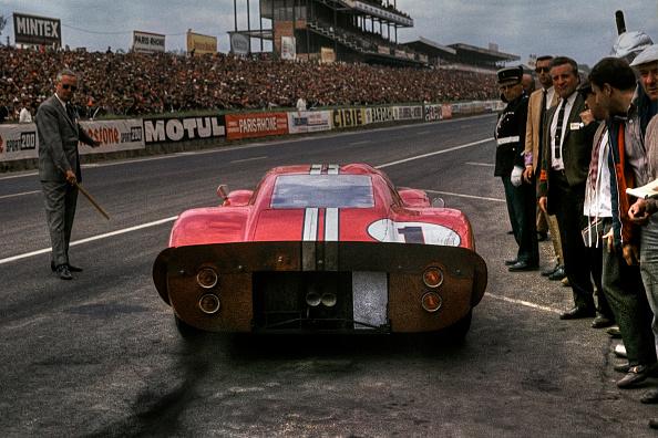 ルマン24時間レース「Dan Gurney, A.J. Foyt, 24 Hours Of Le Mans」:写真・画像(13)[壁紙.com]