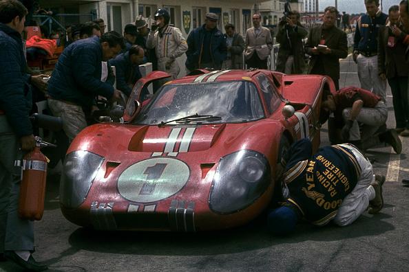 ルマン24時間レース「Dan Gurney, A.J. Foyt, 24 Hours Of Le Mans」:写真・画像(17)[壁紙.com]