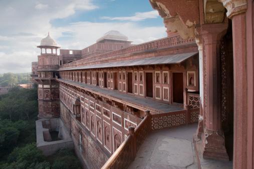 UNESCO「India, Uttar Pradesh, Agra, Agra Fort, Jehangiri Mahal」:スマホ壁紙(0)