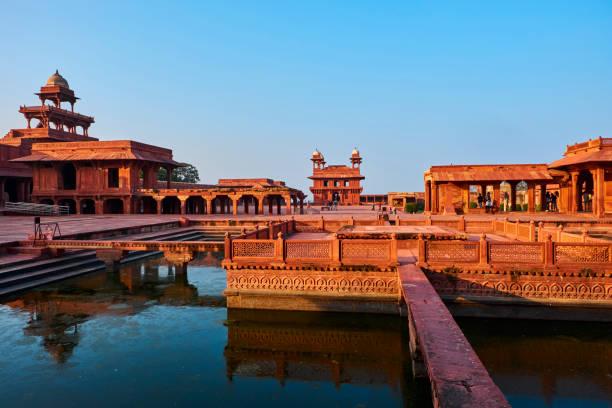 India, Uttar Pradesh, Fatehpur Sikri:スマホ壁紙(壁紙.com)