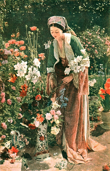 Rose - Flower「In The Beys Garden 1」:写真・画像(10)[壁紙.com]