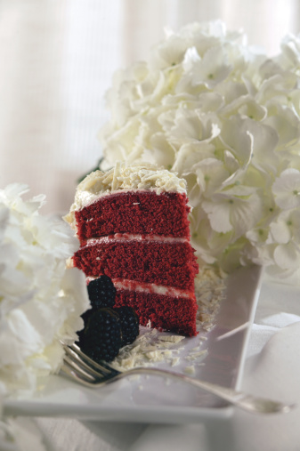 Red Velvet Flavor「Slice of red velvet cake」:スマホ壁紙(18)