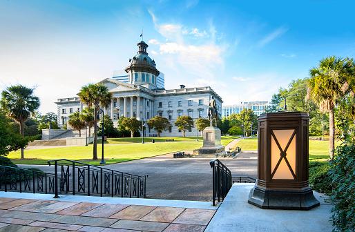 Confederate States of America「South Carolina State House, Columbia, South Carolina」:スマホ壁紙(13)