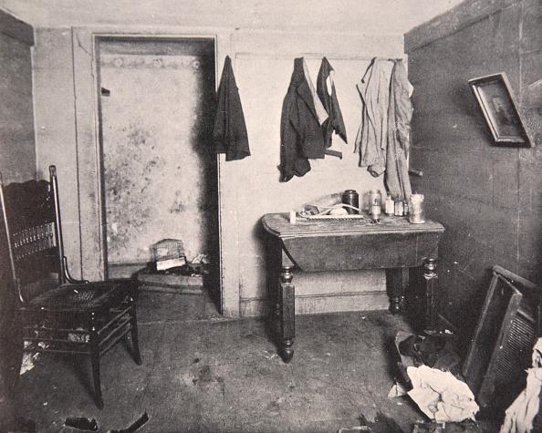 Apartment「Tenement Housing New York City USA 1890s」:写真・画像(10)[壁紙.com]