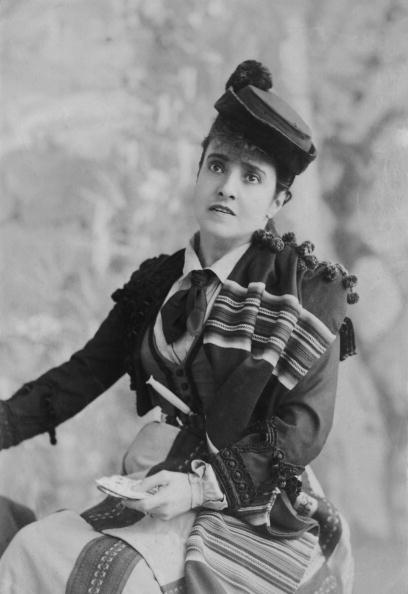 Classical Musician「Adelina Patti As Carmen」:写真・画像(0)[壁紙.com]