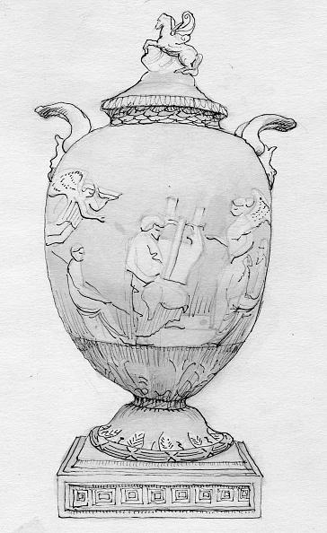 花瓶「Wedgewood Vase,」:写真・画像(17)[壁紙.com]