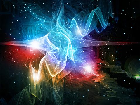 star sky「スペースの背景」:スマホ壁紙(12)
